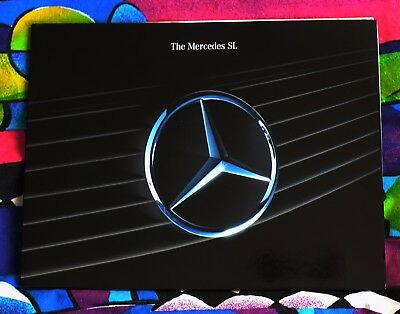 Mercedes SL file folder