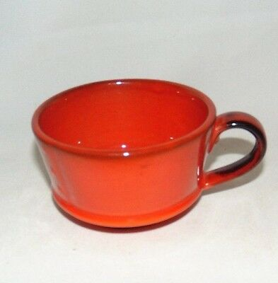 Metlox Poppytrail Red Rooster Coffee Cup