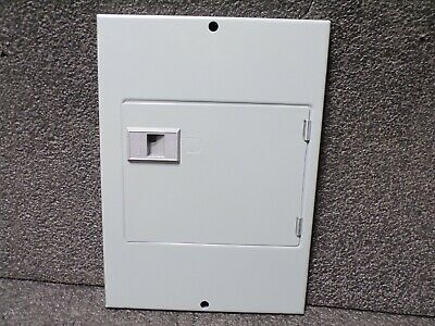 Square D QO Load center Replacement panel cover 8 space