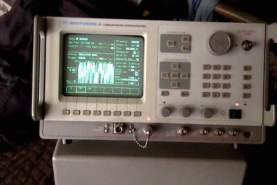 Motorola R2600B/NT  Communications Analyzer