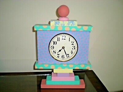 Beachy Working Clock..perfect For Any Beach House Decor