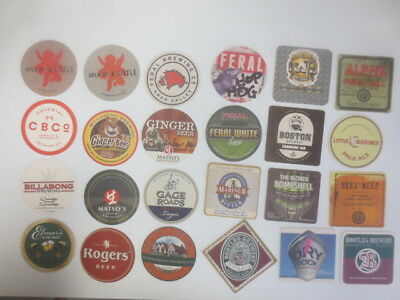 24 different Western Australian Craft Breweries  Issue BEER Coasters