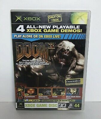 OFFICIAL XBOX MAGAZINE Video Game Demo Disc Discs Lot of 24 Games