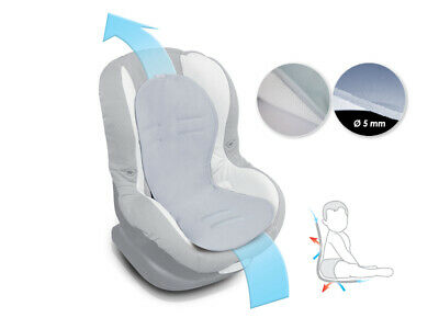 Universal Pram Car Seat Buggy Liner Insert Stroller Reduces Pressure Cotton