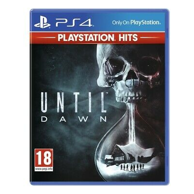 Until Dawn PS4 Game (PlayStation Hits) |  - New Game