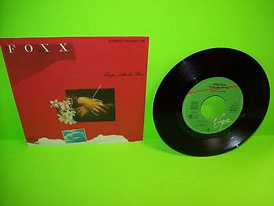 "John Foxx ‎– Europe After The Rain Vinyl 7"" Record New Wave SynthPop 1981 NM"