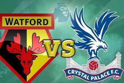 Watford V Crystal Palace FA Cup QF Match Programme. 2019 Pre Order