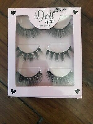 75c3d03bc55 DOLL LASH BY Doll Beauty Eyelashes - Concession 3 Pack - £17.21 ...