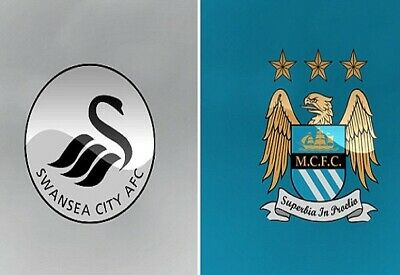 Swansea V Manchester City Fa Cup QF 2019 Match Programme Pre Order
