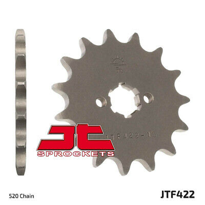 JT Sprockets - JTF422.14 - Steel Front Sprocket, 14T