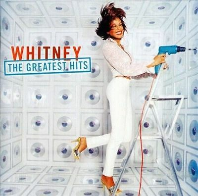 The Greatest Hits by Whitney Houston (CD, May-2000, 2 Discs, Bmg/Arista)