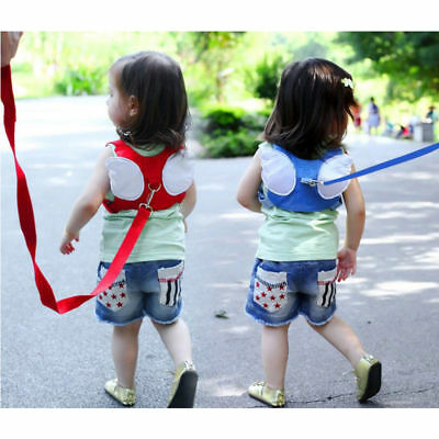 Summer Kids Baby Safety Anti-lost Strap Walking Harness Toddler Leash Belt New