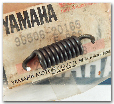 Yamaha 1980 Lc50 Champ 1982 Mj50 Towny Clutch Tension Spring 90506-20165-00 Nos