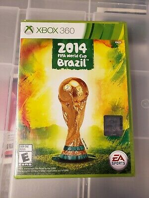 2014 FIFA WORLD Cup Brazil (Xbox 360) Brand New! Factory Sealed ... 85a0a6782