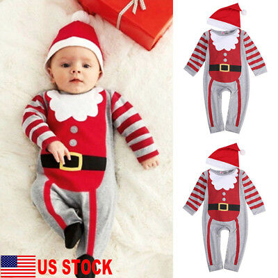 4456a39a4 MY FIRST CHRISTMAS Baby Boy 6-9 Month Outfit Carters -  2.61