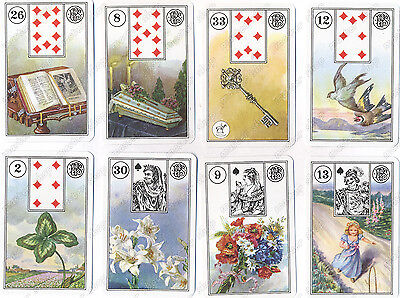 Fortune Telling Cards #33121