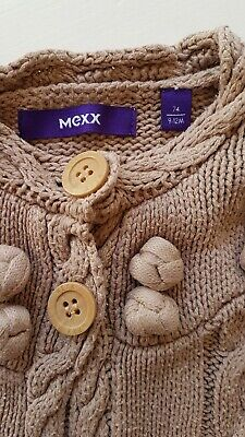 Mexx Strickjacke Baby 74 Alter 9-12 Monate