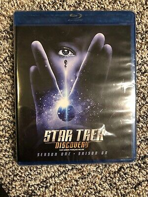 NEW Star Trek Discovery Complete First Season 1 One Blu Ray Canada Sealed 2019