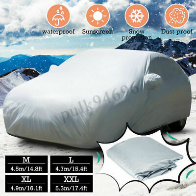 SUV Car Full Cover Anti UV Snow Dust Rain Waterproof Outdoor/Indoor Protection