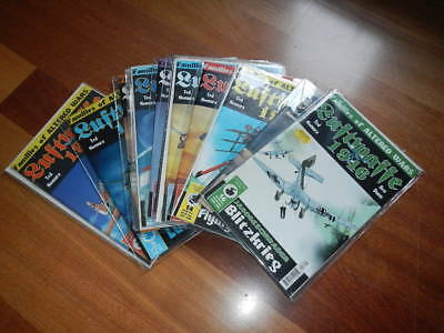 Luftwaffe 1946 Families of Altered Wars 12 issues Antarctic Press Ted Nomura