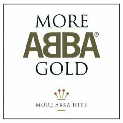 Abba More Abba Gold Cd (Greatest Hits / Very Best Of)