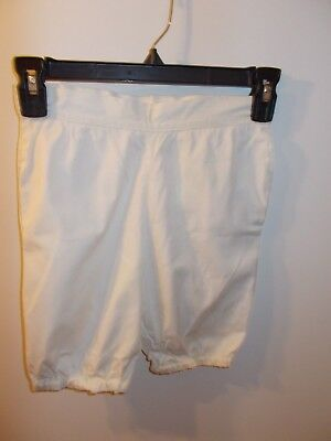 Antique Late 1800's Early 1900's  Cotton Boy's Shorts/Trousers, Button Holes