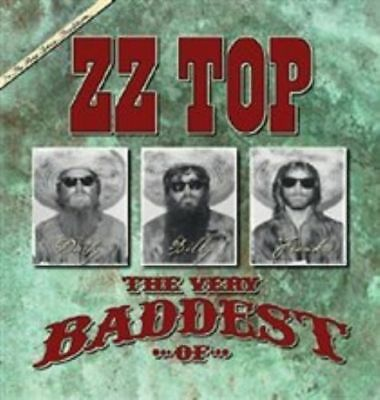 ZZ TOP - The Very Baddest Of ZZ Top (Best Of/Greatest Hits) - CD - NEU/OVP