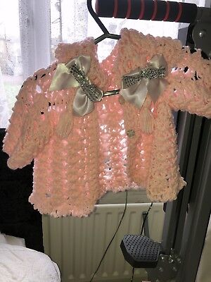 baby girl spanish cardigan