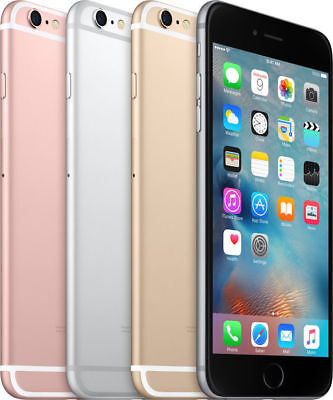 Apple iPhone 6S Plus - 16GB, 64GB, 128GB (Factory GSM Unlocked; AT&T / T-Mobile)