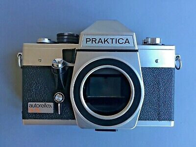 Praktica Autoreflex S-TL SLR camera | RARE export version | M42