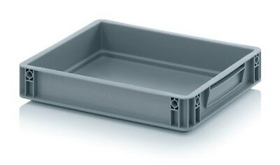 Transport Containers 40x30x7, 5 Plastic Case Box 400x300x75