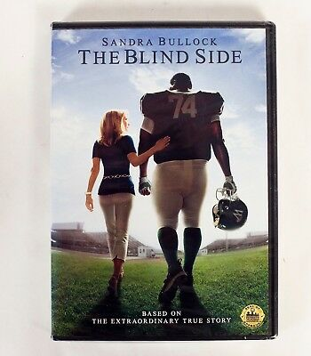 The Blind Side DVD Sandra Bullock and Tim Mcgraw 2009 Warner Bros. Pictures