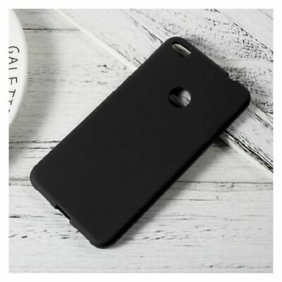 Coque Protection Housse Etui silicone noir HUAWEI P SMART