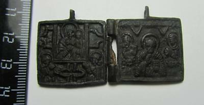 Ancient icon  Ancient find  Metal detector finds №845 100% original