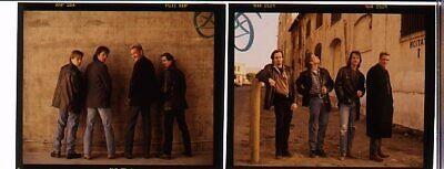 "*R264A LOT OF 2 VINTAGE 3"" TRANSPARENCY PHOTOS Steve Buscemi Bill Paxton Madsen"