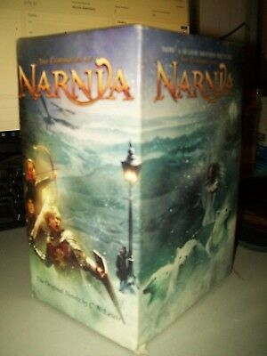 The Chronicles Of Narnia Softcover Books C.S. Lewis 1995 Complete Box Set 1-7