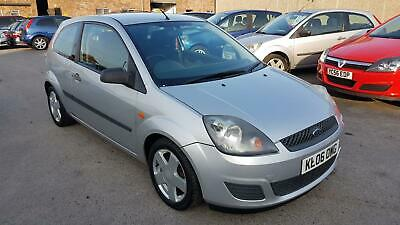 Ford Fiesta 1.25 2006.5MY Style Climate Low Mileage,HPI Clear,New Mot