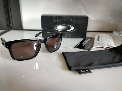 0976ff12882 Oakley Holbrook Covert Matte Black   Prizm Daily Polarized New RARE  COLLECTOR