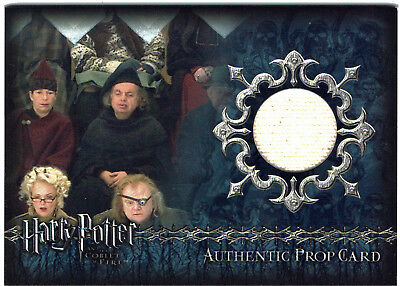 Harry Potter Goblet of Fire Update GOF Prop Card P11 First Task Canopy #117/290