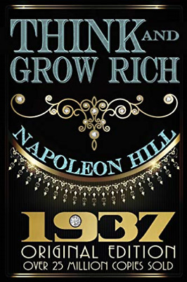 Hill Napoleon-Think & Grow Rich - Original / BOOK NUOVO
