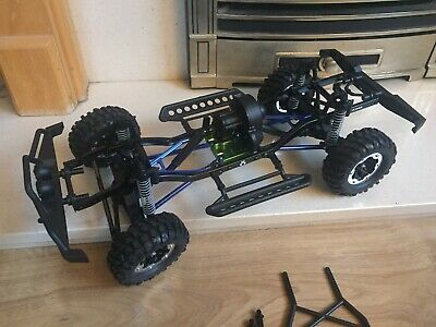 AXIAL SCX10 RC Rock Crawler Chassis