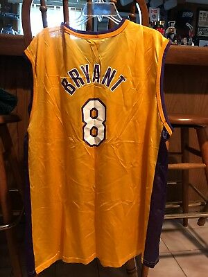 93734f701b7 VINTAGE Champion Kobe Bryant Los Angeles Lakers Basketball Jersey Mens 2XL