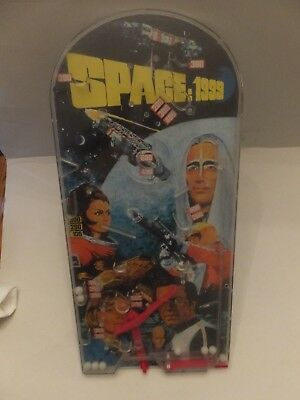 Gerry Anderson's Space 1999 bagatelle Pin Ball game