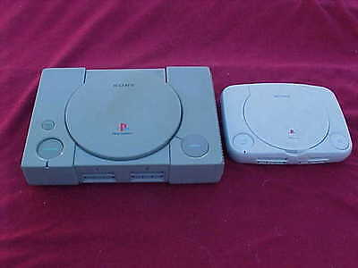 2 Sony Playstation One Ps1 Console (Scph 101 & 1001) For Parts Or Repair