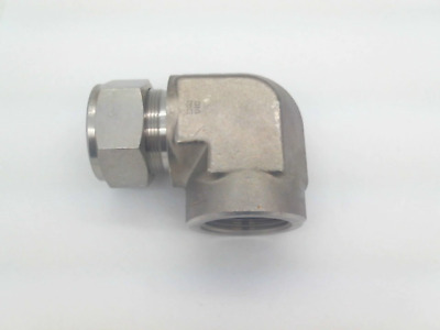 """Swagelok SS-1610-8-16, 1"""" x 1"""" 90° Elbow, Tube, 316 Stainless"""
