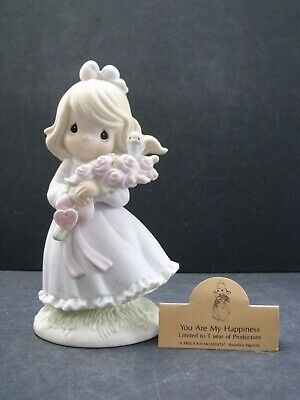 """Precious Moments, """"you Are My Happiness"""" - #526185 - New In Box"""