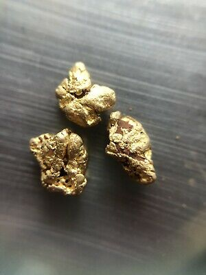 GOLD NUGGETS 2.02g