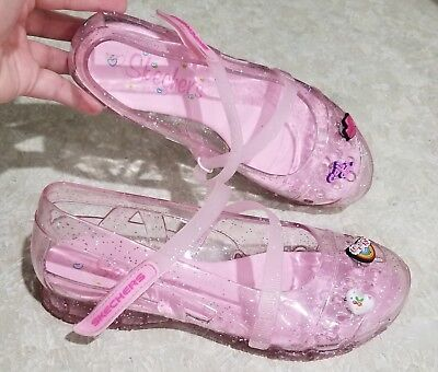 SKECHERS jelly Shoes Size 4