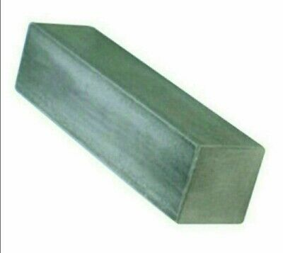 MILD STEEL SQUARE  BAR/ROD -  various combinations of length/ diameter(size)