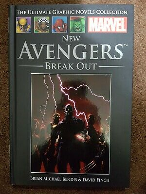 NEW AVENGERS BREAKOUT - Marvel Graphic Novel Collection VOL 42